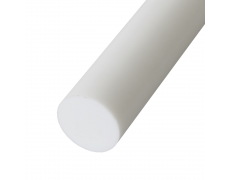 PTFE fluoroplastas (35x1000 mm) baltas (IT)